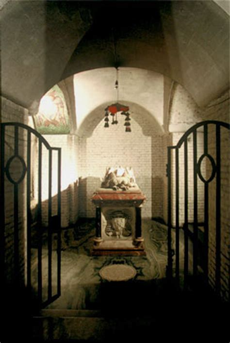 crypt chapel  st peter westminster cathedral