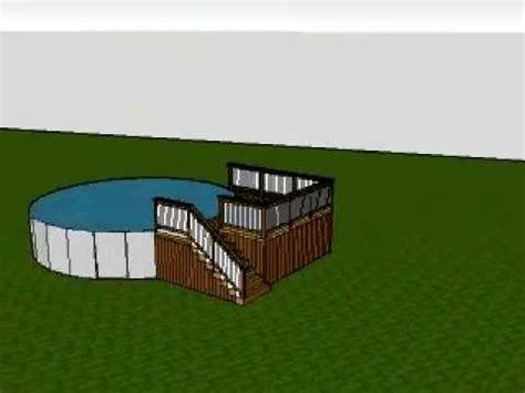 Deck Sketchup