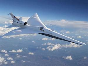 NASA plane could halve flight times