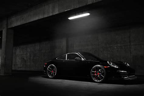 Car Wallpaper Black And White by Black Cars Porsche 911 S Vehicle Car Porsche