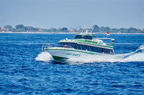 Fast Boat by Scoot Fast Cruise Gili Island Fastboats