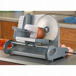 Guide Gear 8 1  2 U0026quot -blade Electric Slicer