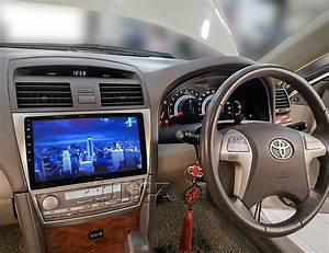 10 U0026quot  Android Car Mp3 Player For Toyota Aurion Camry 2006