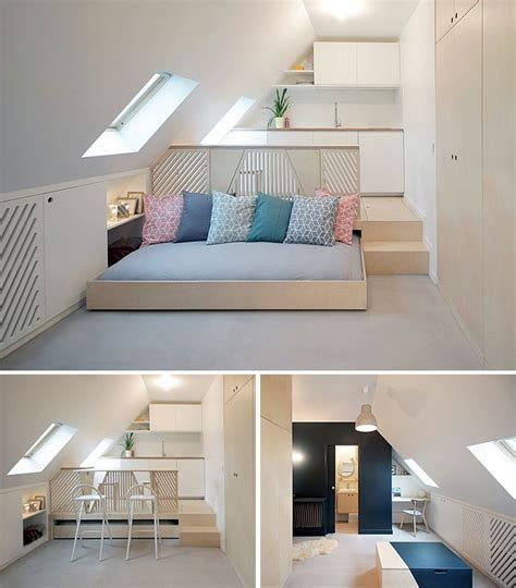 50 Small Studio Apartment Design Ideas (2019) ? Modern