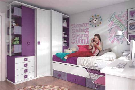 chambre de fille moderne décoration chambre ado moderne en quelques bonnes idées