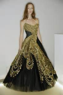 black and gold bridesmaid dresses i wedding dress marchesa wedding dress in black and gold