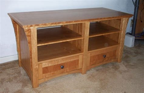 mission style tv stand woodworking plans lebouf