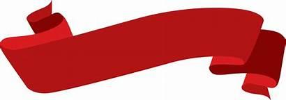 Title Transparent Ribbon Clipart Clip Pinclipart