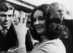 how does kim kardashian39s ring measure up in celebrity With liz taylor wedding ring