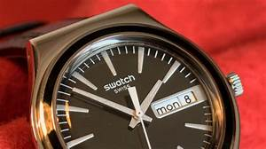 Swatch smartwatch patents hint at grander wearable plans