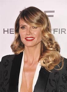 Heidi Klum Frisur 2017 : heidi klum harper s bazaar 150 most fashionable woman cocktail party in la 1 27 2017 ~ Frokenaadalensverden.com Haus und Dekorationen