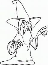 Coloring Beard Merlin Beards Quotes Wizard Bulkcolor Bulk Grey sketch template