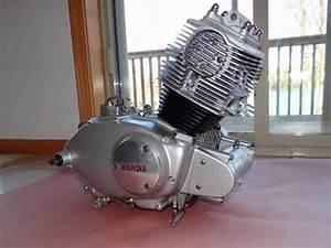 Kevin Forth U0026 39 S 1965 Honda Ca95 Benly Touring 150