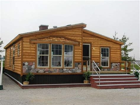log cabin mobile homes log cabin modular home prices