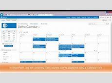 SharePoint Calendar Filter YouTube