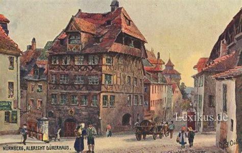 Albrecht Dürer Haus Nürnberg by Der Dudelsackpfeifer Lexikus