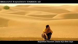 Rajasthan Tourism Ad   Jaane Kya Dikh Jaye   Rajasthan ...