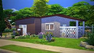 maison de sims 4 a telecharger avie home With plan de maison simple 1 mas provencal sims 4 telechargement cc maison
