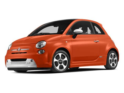 Fiat Electric 500e by 2013 Fiat 500e Battery Electric Values Nadaguides