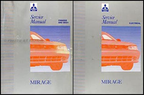 motor repair manual 1994 mitsubishi mirage on board diagnostic system 1993 1994 mitsubishi mirage repair shop manual set original