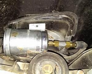 Fuel System Check Valve Installation P80 Volvos
