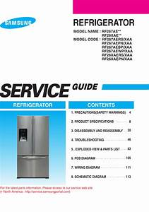 Samsung Rf267ae Service Manual Manualslib Makes It Easy To