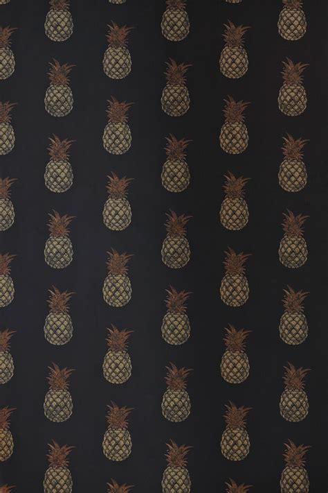 pineapple wallpaper barneby gates