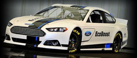 ford racing uncover  nascar challenger  checkered