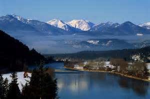 Yaak Montana Winter