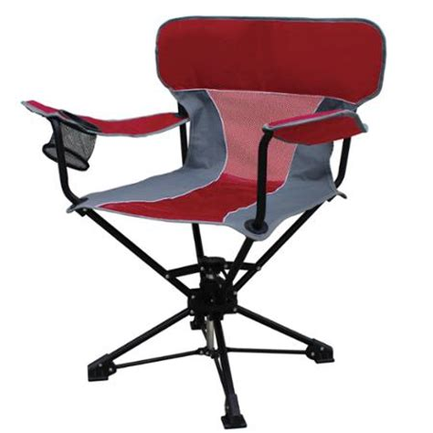 walmart swivel chair ozark trail portable swivel chair walmart