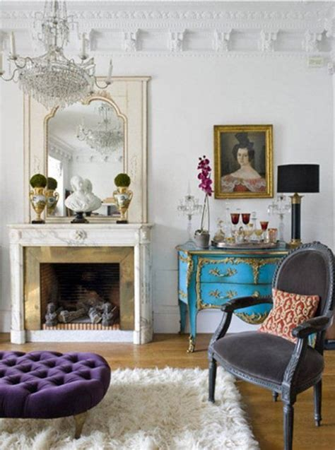 Beautiful Contemporary Feminine Apartment by Purple Can Be Different Inspiration 20 Pics Messagenote