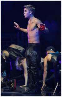 Justin Bieber Boner