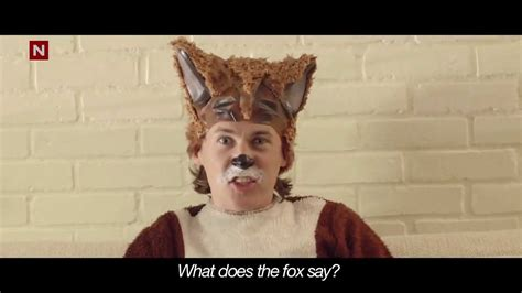 What Does The Fox Say? Show Me The Carfax Youtube