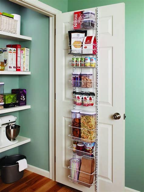 kitchen cabinet door storage racks closetmaid 8 tier adjustable cabinet door organizer ebay 7801