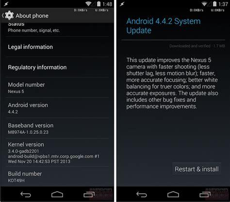 root android 4 4 2 android 4 4 2 ya disponible para descargar en tus