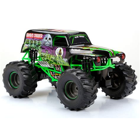 monster jam trucks 100 pro line puts the u201cdigger 100 grave digger