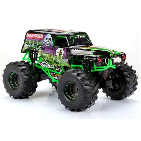 monster truck jam 100 pro line puts the u201cdigger 100 grave digger