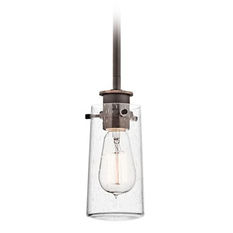 mini pendant lights kichler mini pendant light with clear glass 43060oz
