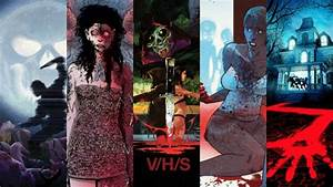 V/H/S poster art for each of the film's five tales - Flixist