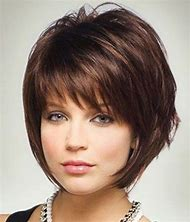 Bang Haircut Short Bob Hairstyles for Thin Hair