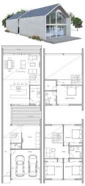 city lot house plans narrow house small courtyard floor plan