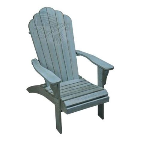 Margaritaville Classic Adirondack Chair by Margaritaville Classic Wood Carved Hemisphere Dancer And