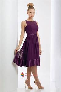 nextpromcom offers high quality purple short bridesmaid With short purple wedding dresses