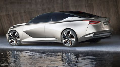 nissan vmotion  interior exterior  drive youtube