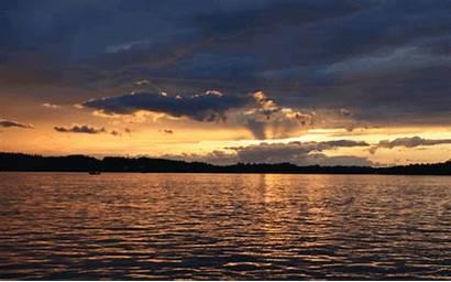 Fishing River Flowing Tornio Longest Europe Salmon