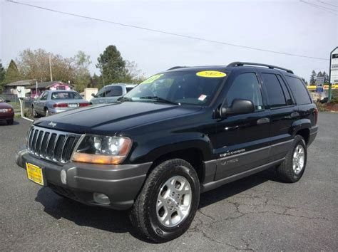jeep cherokee sport 2002 2002 jeep grand cherokee sport 4wd 4dr suv in washougal wa