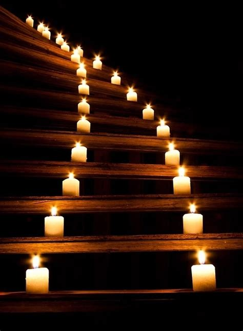 rows  candles pictures   images  facebook