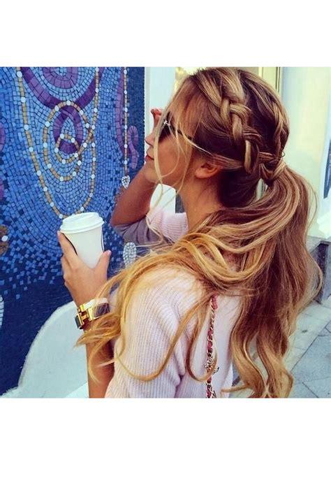 peinados de trenzas stylelovely