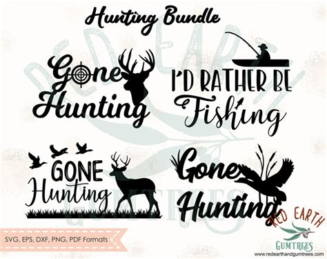 hunting bundle  duck hunting  deer hunting id   fishing  hunting