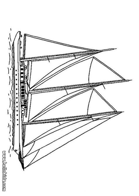Big Boat Coloring Pages by Boat Coloring Pages Big Sailing Boat